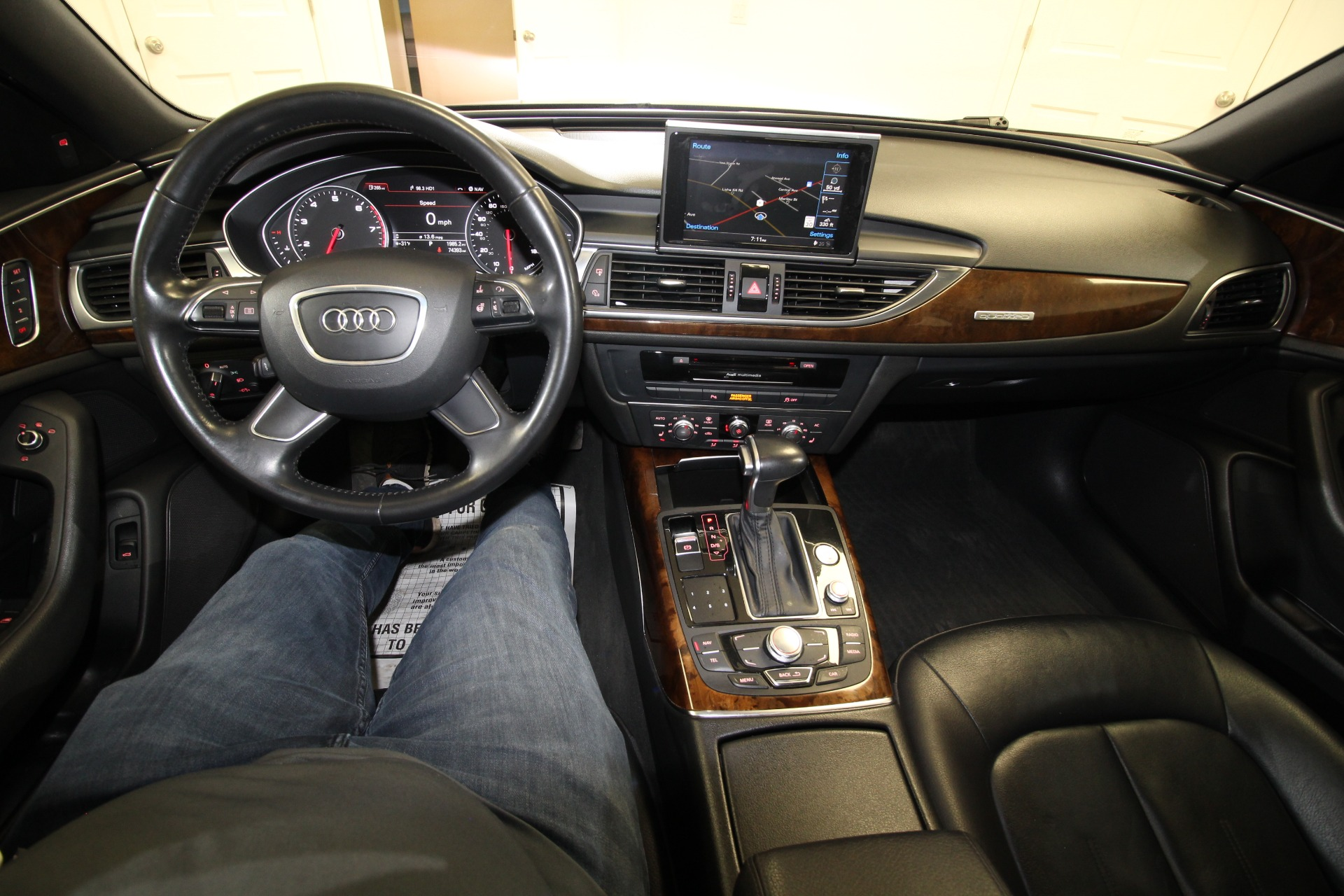 Used 2013 Audi A6 2.0T QUATTRO PREMIUM PLUS VERY CLEAN LOCAL CAR | Albany, NY
