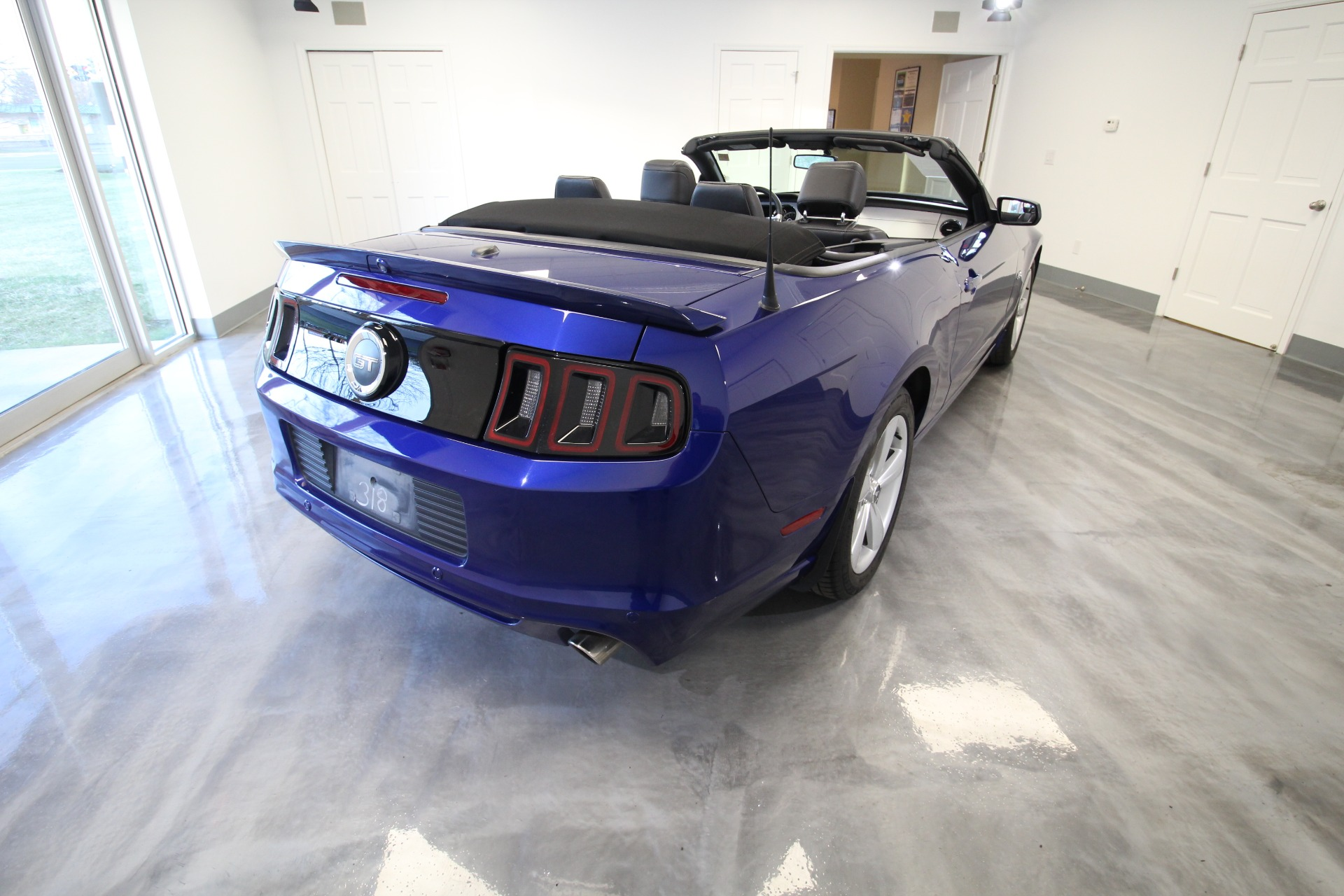 Used 2013 Ford Mustang GT Convertible 6 SPEED MANUAL TRADE IN WITH US SUPERB | Albany, NY