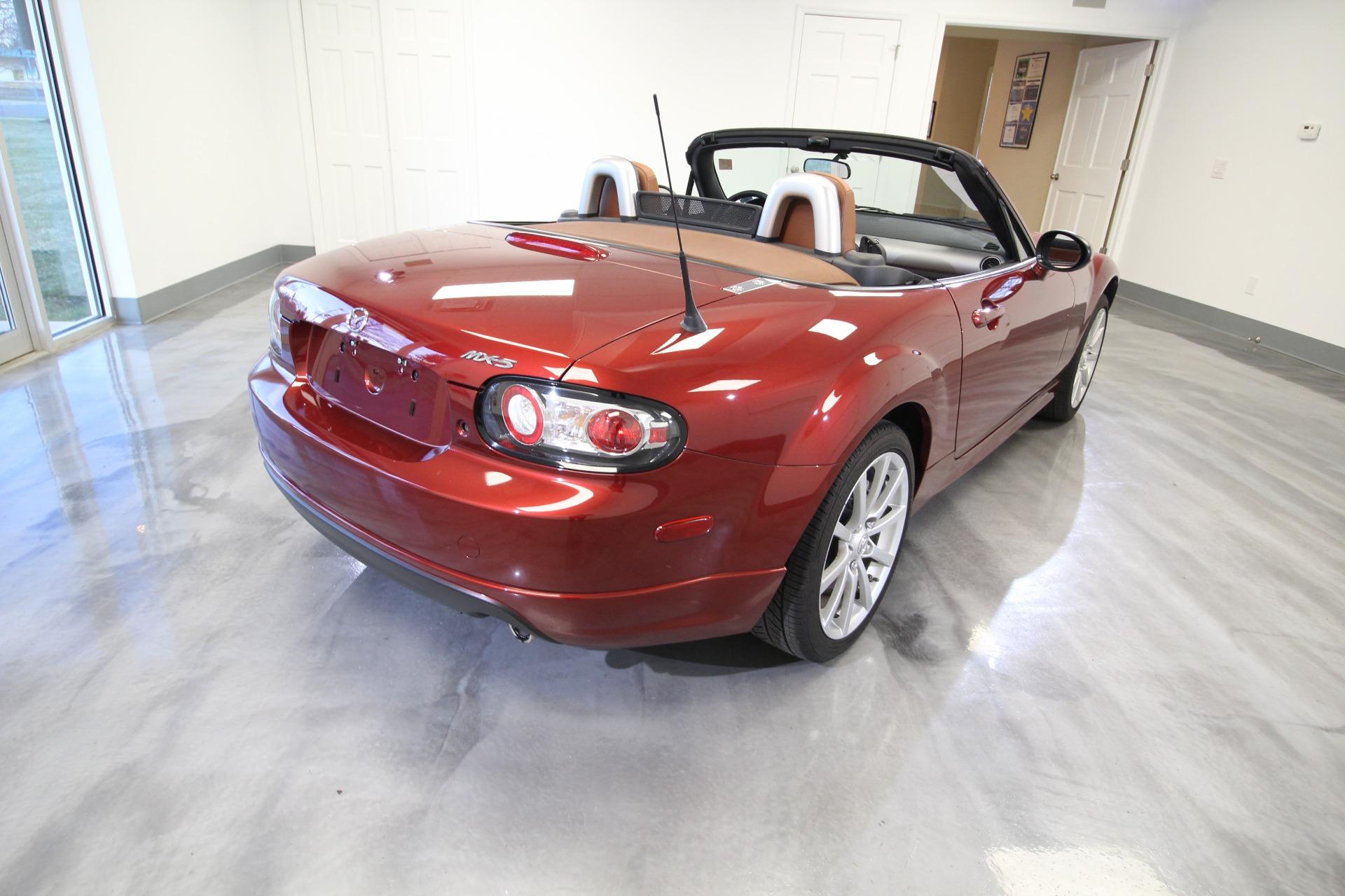 Used 2008 Mazda MX-5 Miata Grand Touring RARE 1 OWNER 6 SPEED MANUAL LIKE NEW | Albany, NY