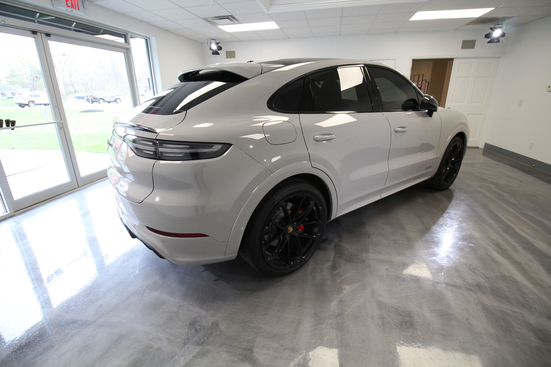 Used 2021 Porsche Cayenne GTS COUPE GTS Coupe LOADED MSRP WAS 140K LIKE NEW MY BROTHER''S | Albany, NY