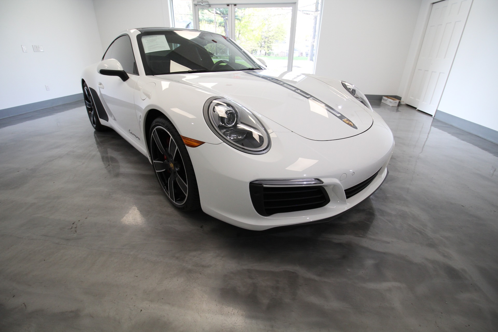 Used 2018 Porsche 911 Carrera Coupe Porsche Certified Pre-owned Warranty | Albany, NY