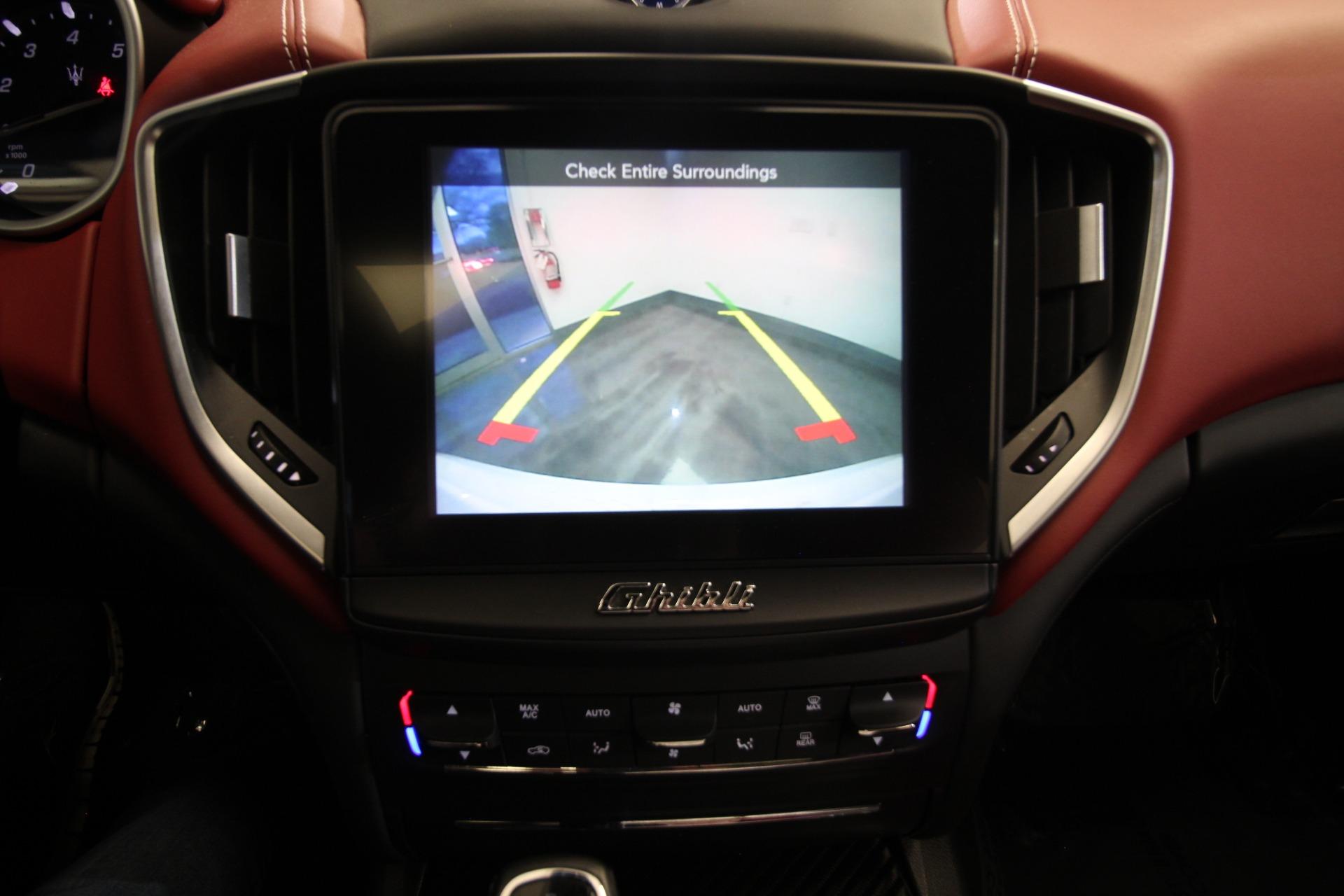 Used 2019 Maserati Ghibli S Q4 GranLusso SQ4 RARE HOT COLOR COMBO LOW MILES TRADE IN | Albany, NY