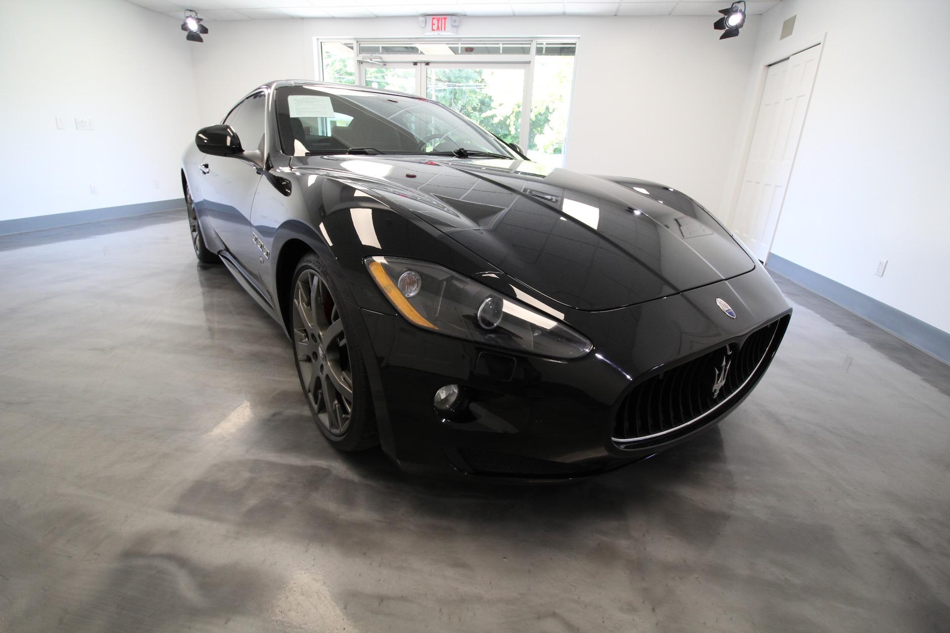 Used 2009 Maserati GranTurismo GTS CAMBIOCORSA 1 OWNER 1 OF 300 SUPER RARE F430 ENGINE 599 TRANSMISSION | Albany, NY