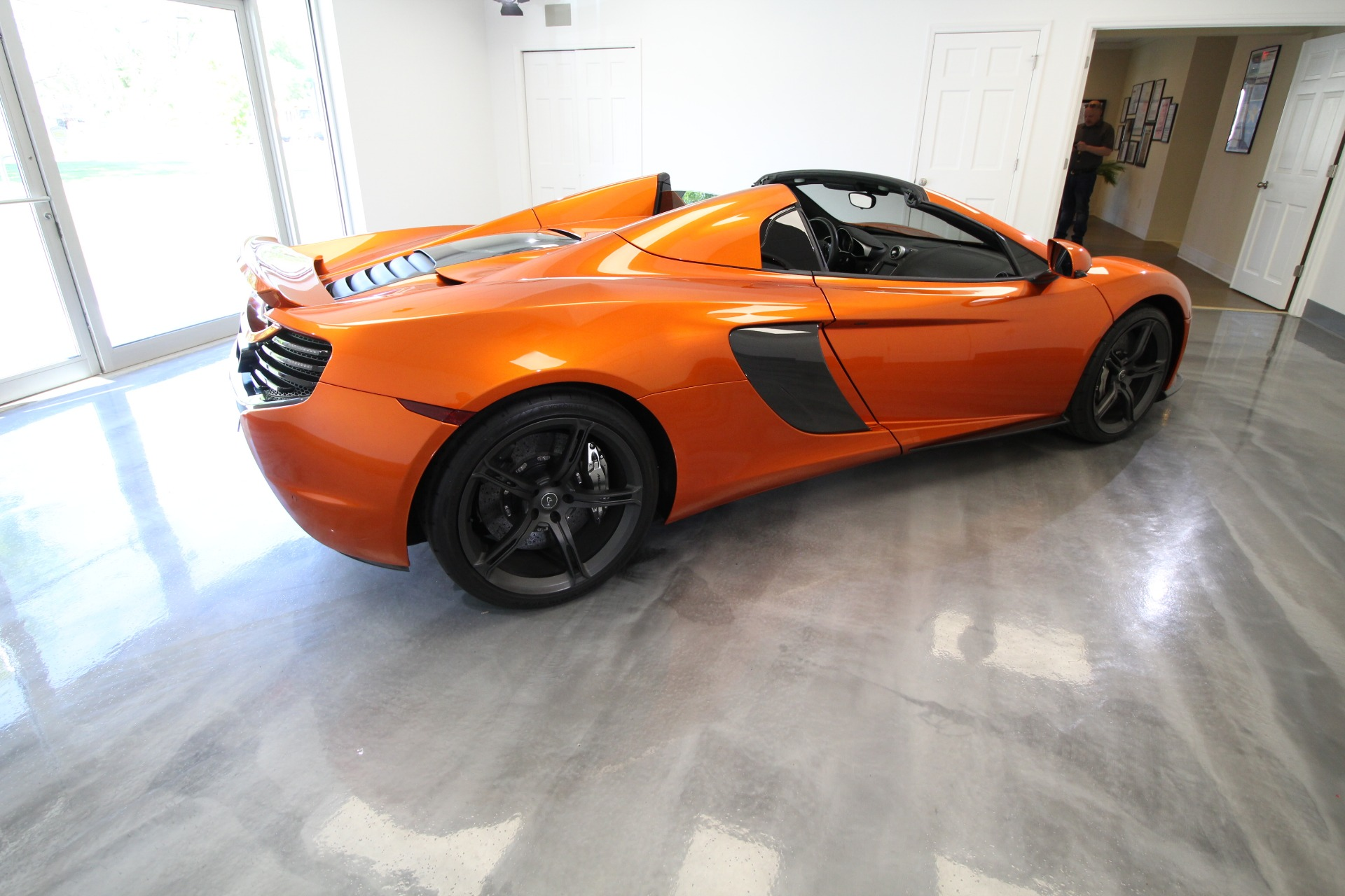 Used 2015 McLaren 650s Spider SUPERB 2 OWNER CAR LOW MILES LOTS OF CARBON | Albany, NY