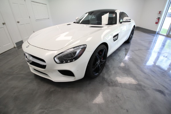 Used 2017 Mercedes-Benz AMG GT-Albany, NY