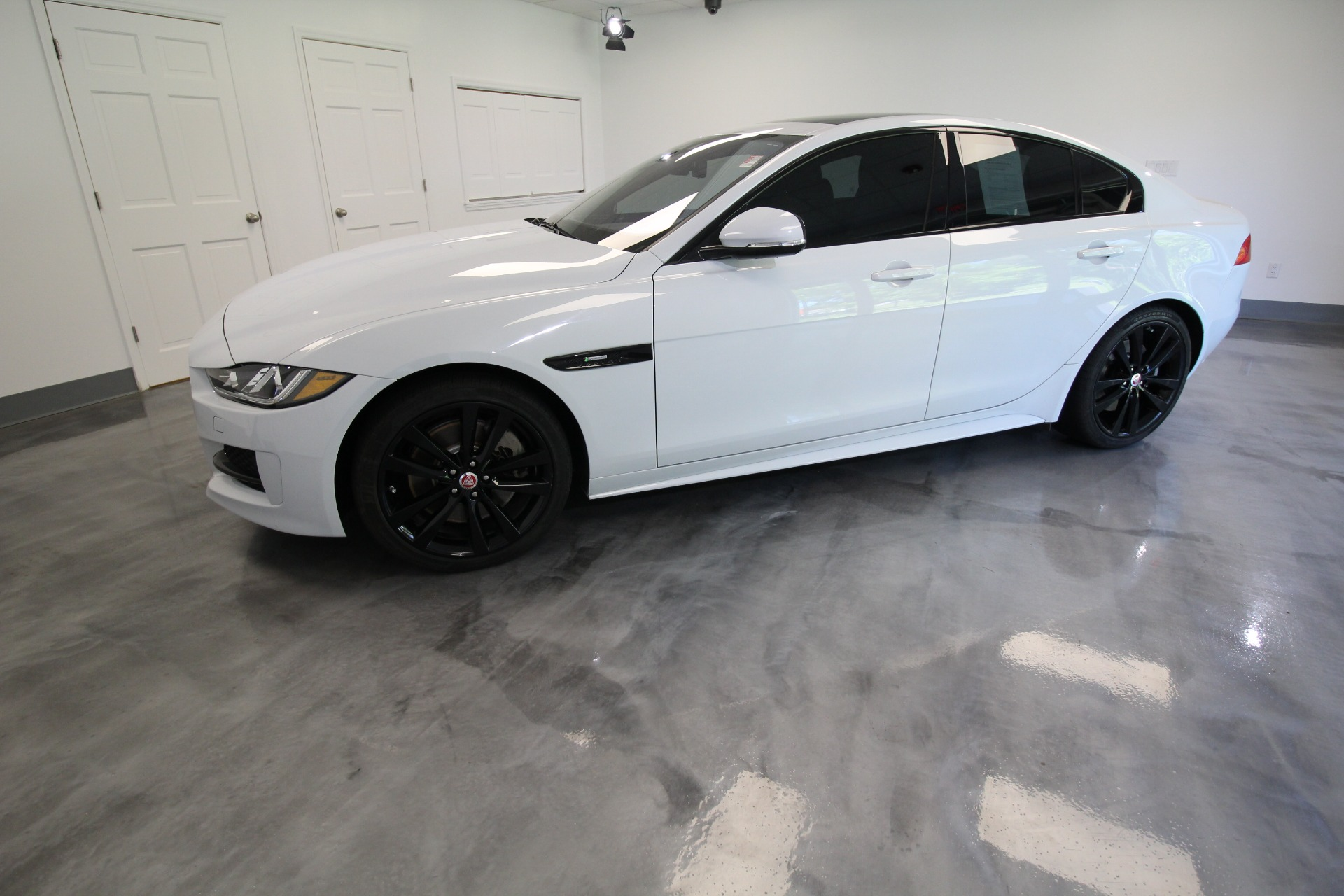 Used 2017 Jaguar XE 35t R-Sport AWD 1 OWNER RARE COLOR COMBO WHITE ON RED | Albany, NY