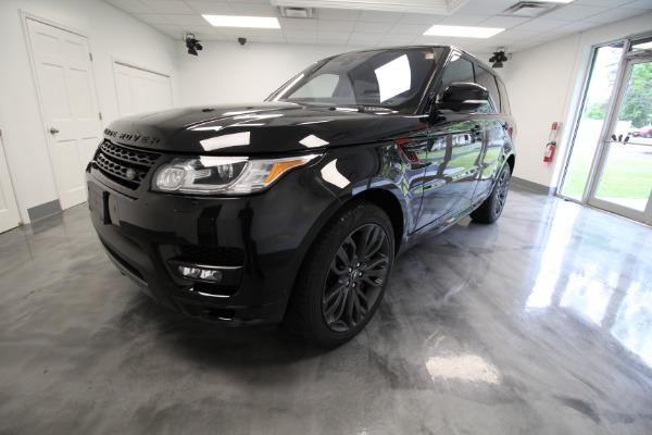 Used 2017 Land Rover Range Rover Sport-Albany, NY