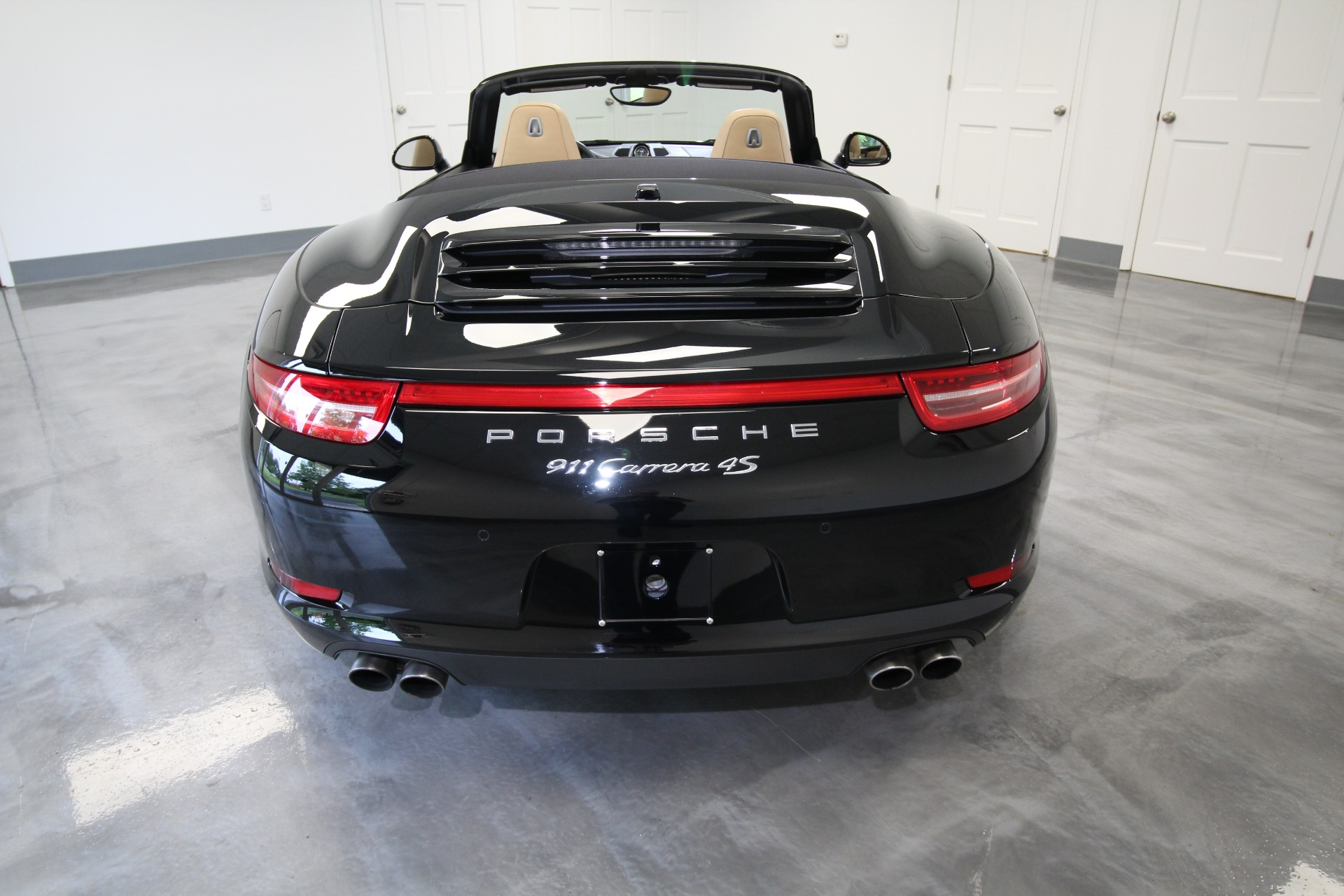 Used 2014 Porsche 911 Carrera 4S Cabriolet CONVERTIBLE LOW MILES LOCAL CAR LIKE NEW | Albany, NY