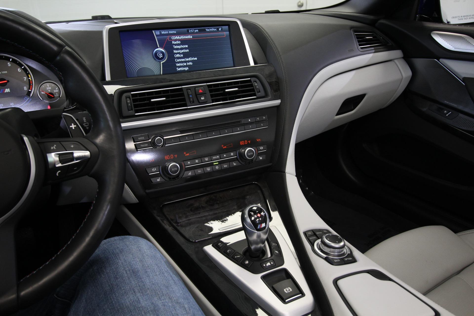 Used 2012 BMW M6 Convertible DINAN UPGRADES | Albany, NY