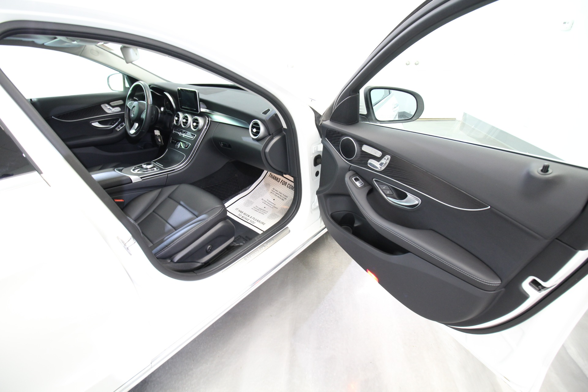 Used 2017 Mercedes-Benz C-Class C300 4MATIC Sedan | Albany, NY