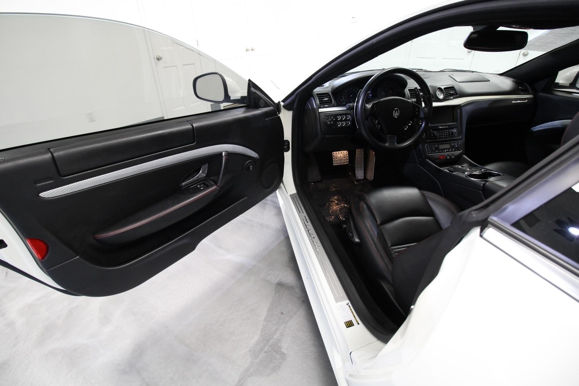Used 2009 Maserati GranTurismo GTS GT S CAMBICORSA F1 SUPER RARE 1 OF 300 EVER | Albany, NY
