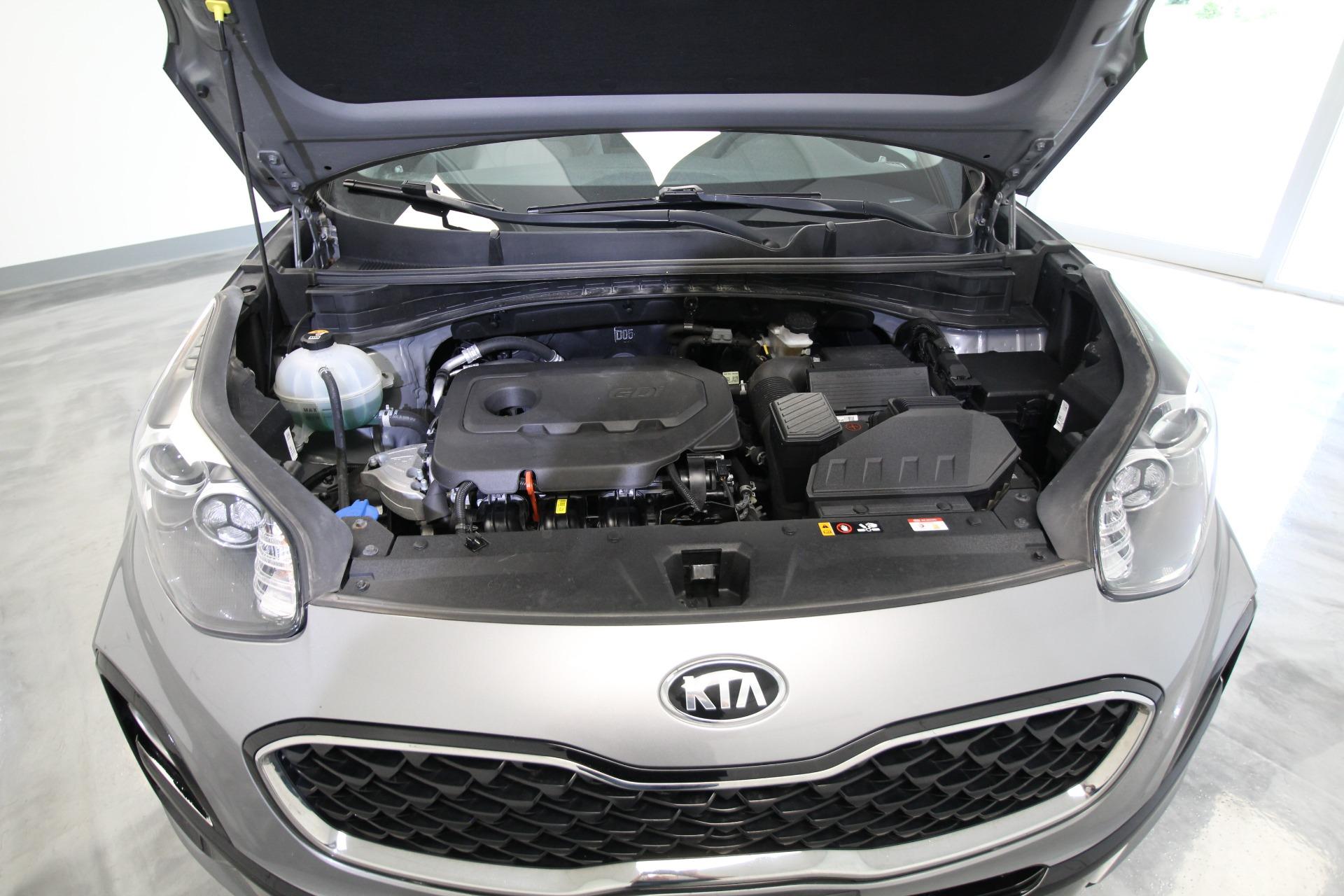 Used 2020 Kia Sportage LX AWD 1 OWNER LOCAL CAR LIKE NEW | Albany, NY