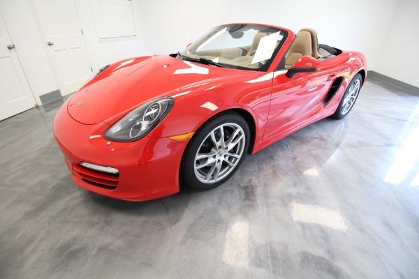 Used 2013 Porsche Boxster-Albany, NY