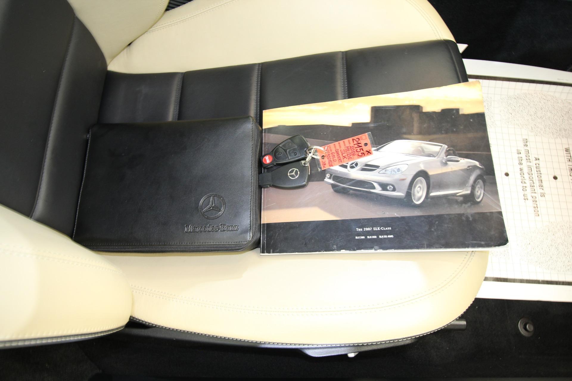 Used 2006 Mercedes-Benz SLK SLK55 AMG SUPER RARE COLOR COMBO LIKE NEW STUNNING CAR | Albany, NY