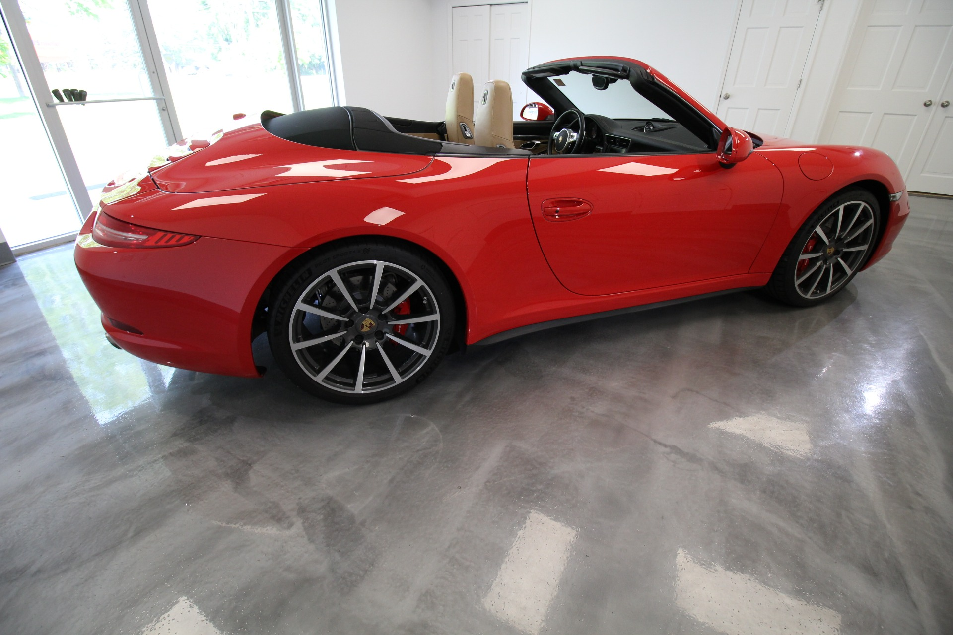 Used 2013 Porsche 911 Carrera 4S Cabriolet LOADED MSRP NEW WAS $139760 RARE COLOR | Albany, NY