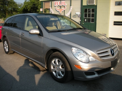 Used 2006 Mercedes-Benz R-Class 4MATIC AWD-Albany, NY