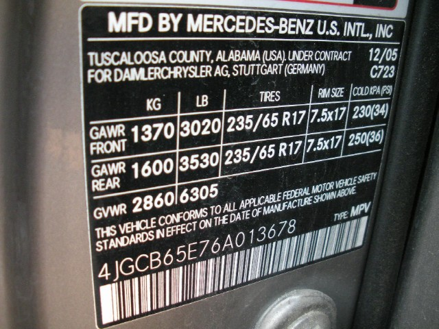 Used 2006 Mercedes-Benz R-Class 4MATIC AWD R350 4MATIC AWD   Albany, NY