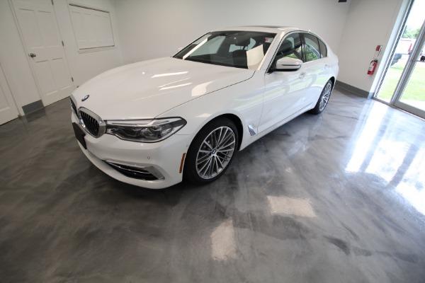 Used 2017 BMW 5-Series-Albany, NY