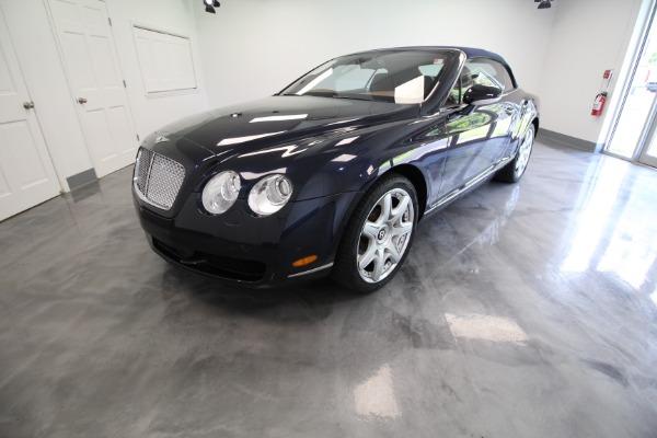 Used 2008 Bentley Continental GTC-Albany, NY