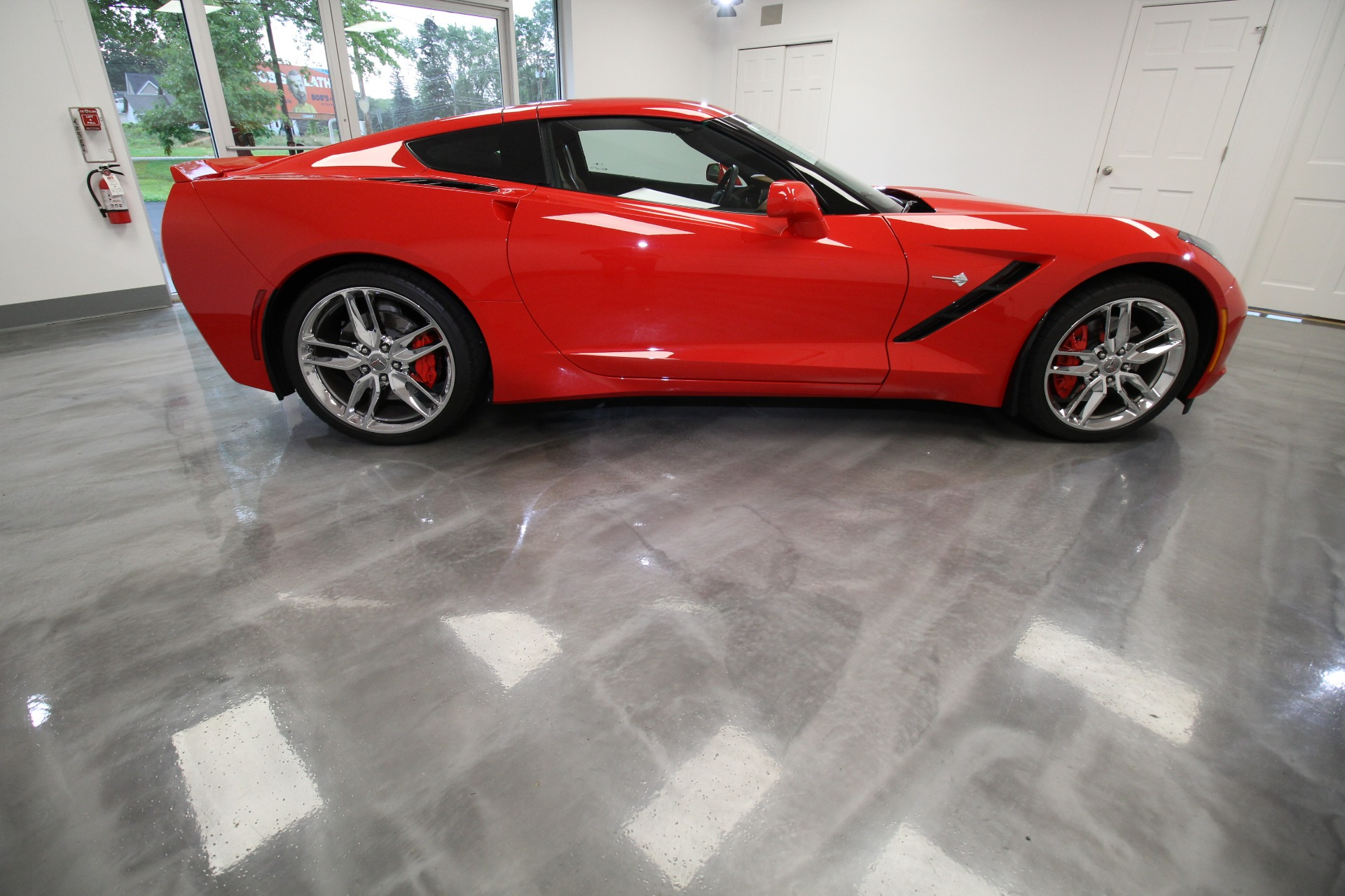 Used 2019 Chevrolet Corvette Z51 2LT Coupe Manual LIKE NEW LOCAL SUPERB | Albany, NY
