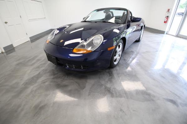 Used 2001 Porsche Boxster-Albany, NY