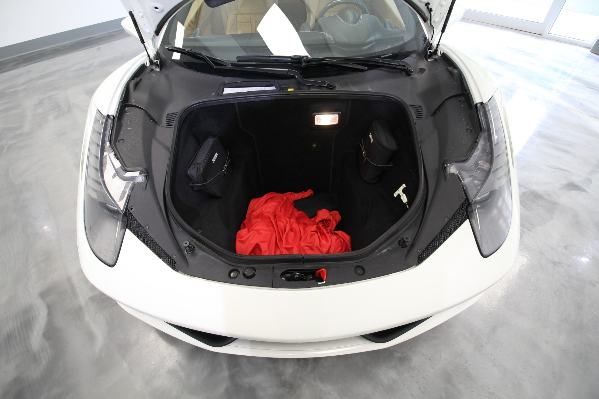 Used 2014 Ferrari 458 Spider SUPERB INSIDE AND OUT   Albany, NY