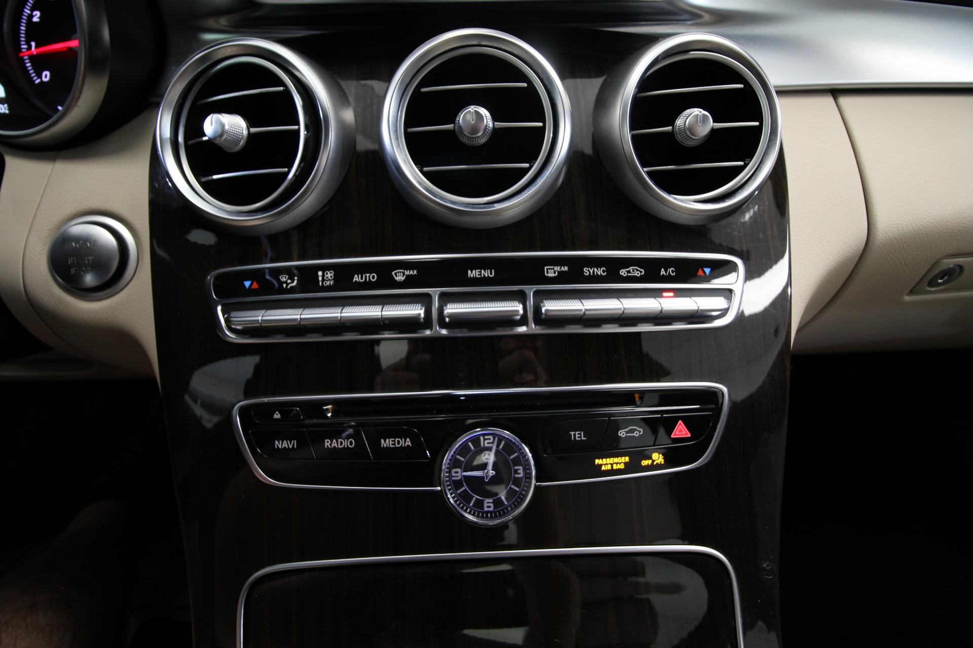 Used 2018 Mercedes-Benz C-Class C300 4MATIC Sedan | Albany, NY