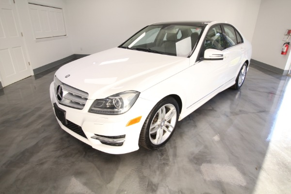 Used 2013 Mercedes-Benz C-Class-Albany, NY