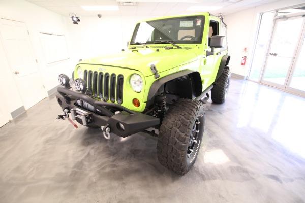 Used 2012 Jeep Wrangler-Albany, NY