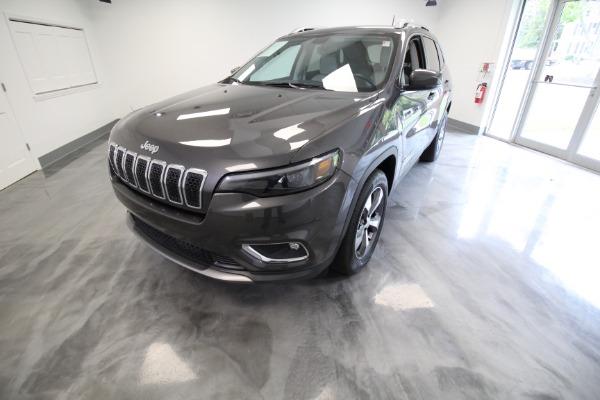 Used 2019 Jeep Cherokee-Albany, NY