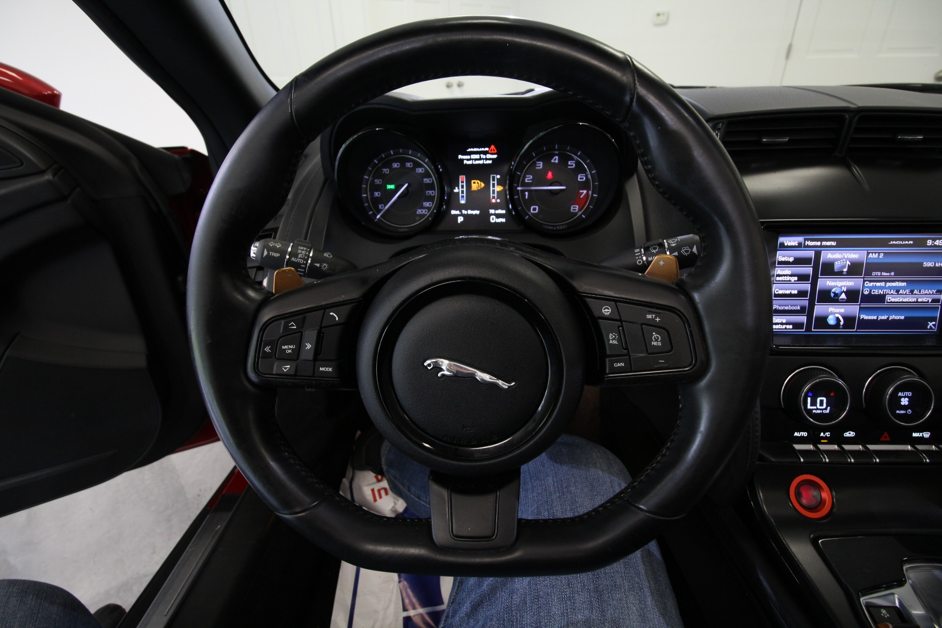 Used 2014 Jaguar F-Type V8 S CONVERTIBLE LOADED WITH OPTIONS LOCAL TRADE IN | Albany, NY