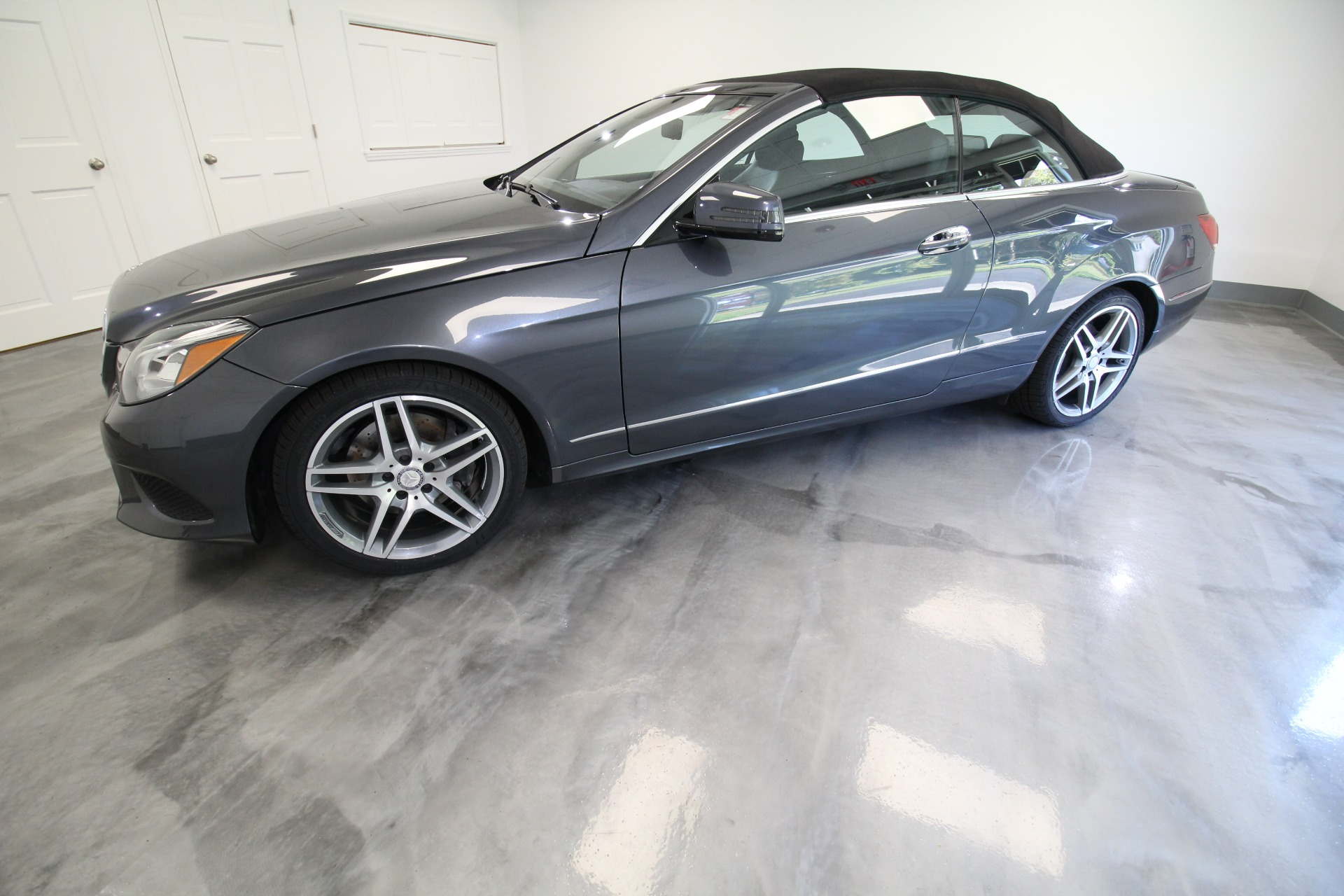 Used 2014 Mercedes-Benz E-Class E350 Cabriolet SUPERB CONDITION AMG SPORT PACKAGE | Albany, NY