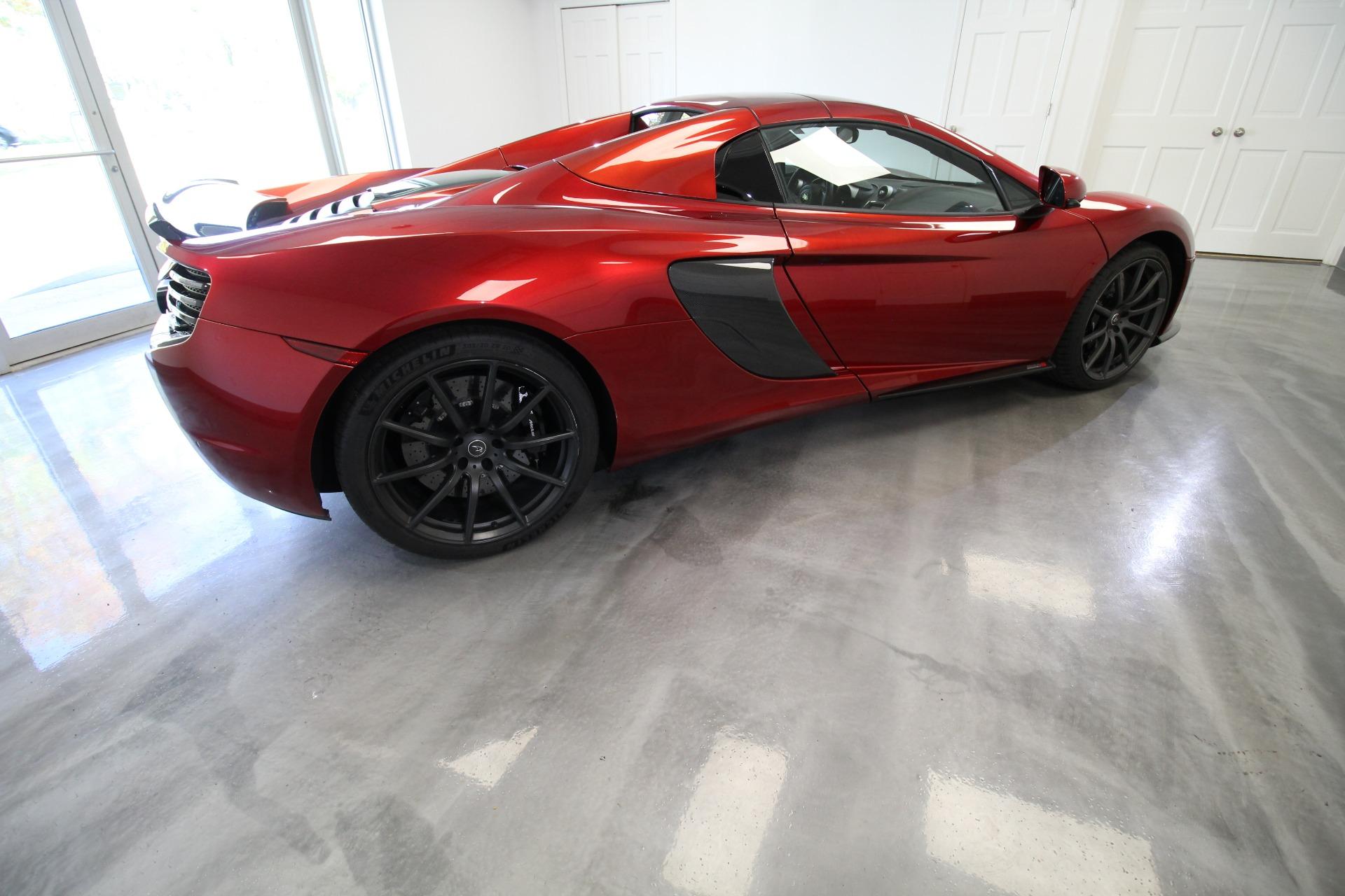 Used 2015 McLaren 650s Spider   Albany, NY