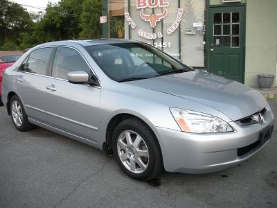 Used 2005 Honda Accord-Albany, NY