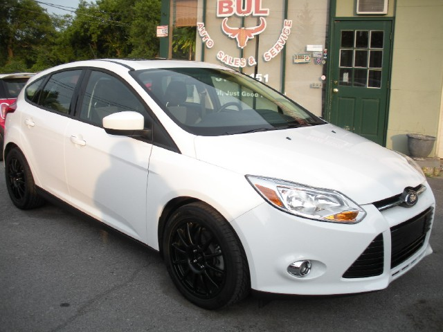 ford focus se manualsportconvenience packages stock