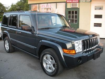 Used 2007 Jeep Commander-Albany, NY