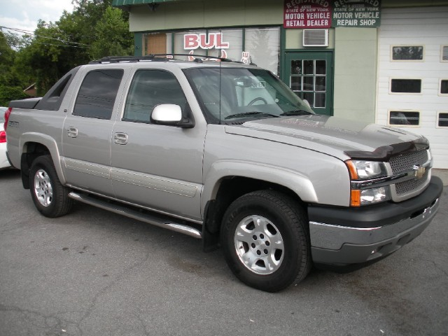 2005 Chevrolet Avalanche 1500 Lt Z71 4x4 Stock 12189 For Sale
