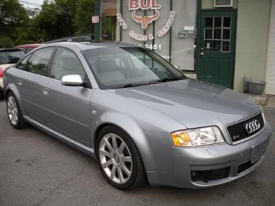 Used 2003 Audi RS 6-Albany, NY
