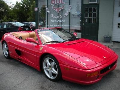 Used 1999 Ferrari 355 Spider-Albany, NY
