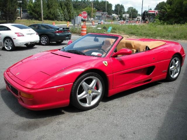 Used 1999 Ferrari 355 Spider F1 SPYDER | Albany, NY