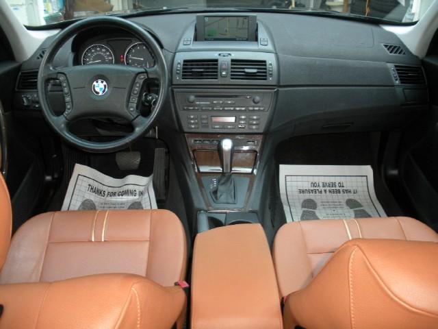 Used 2006 BMW X3 3.0i NAVIGATION,XENONS,PREMIUM PKG,HEATED SEATS+HEATED STEERING WHEEL | Albany, NY