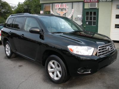 2009 Toyota Highlander 4WD 4x4 V6 SUNROOF,3RD ROW SEAT