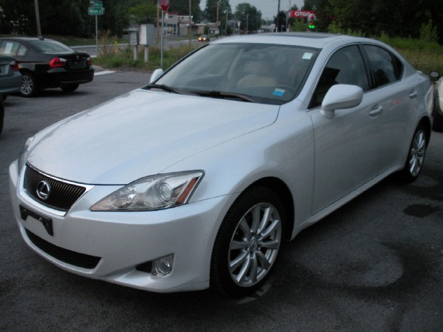 Used 2007 Lexus IS 250 AWD PREMIUM,XENONS,LEATHER,SUNROOF,HEATED AND A/C VENTILATED SEATS,GLACIER | Albany, NY