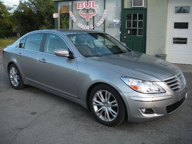 Used 2009 Hyundai Genesis 4.6L V8 | Albany, NY