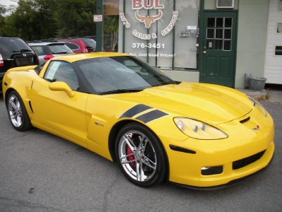 Used 2007 Chevrolet Corvette-Albany, NY