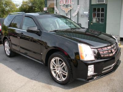 Used 2008 Cadillac SRX-Albany, NY