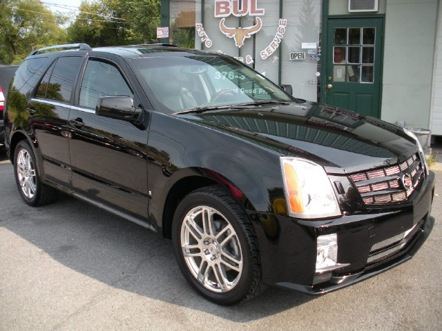 2008 Cadillac SRX 4WD SRX4 V8 LOADED WITH EVERY OPTION