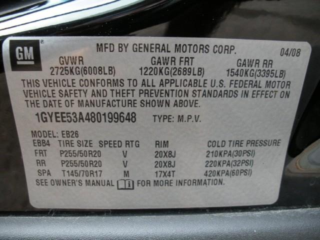Used 2008 Cadillac SRX 4WD SRX4 V8 LOADED WITH EVERY OPTION NAVIGATION HID XENONS, PANORAMIC SUNRO   Albany, NY