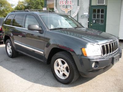 Used 2007 Jeep Grand Cherokee-Albany, NY
