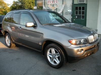 Used 2004 BMW X5-Albany, NY